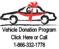 Vehicle Donation Program Button